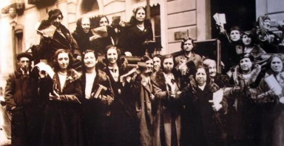 Mujeres a quienes los opresores dejaron fuera de juego